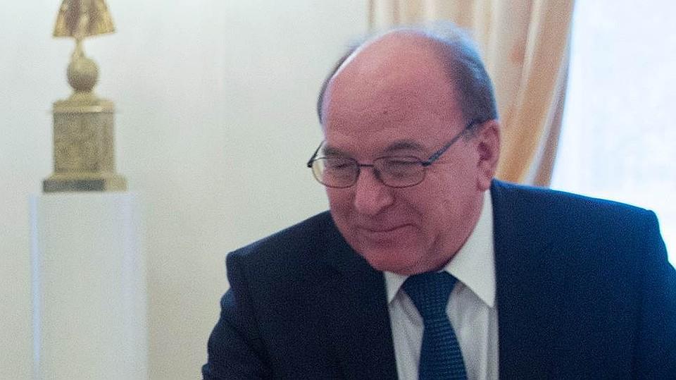 «Ъ» узнал имя нового посла РФ вМолдавии