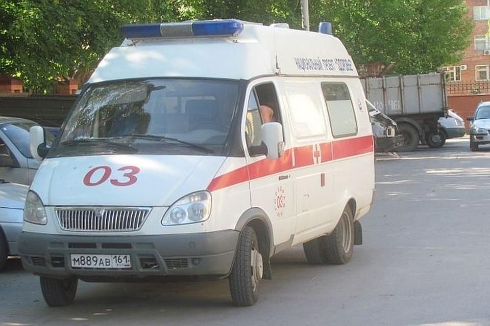 ВРостове иностранная машина наНансена сбила пешехода