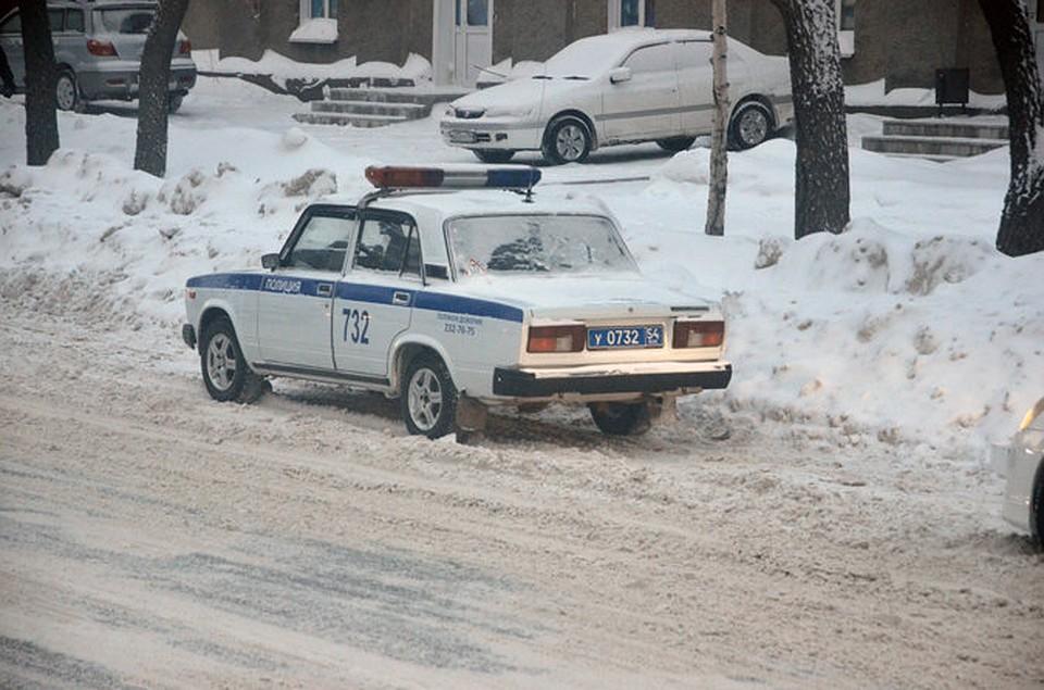 Новосибирский таксист проиграл выручку вказино исоврал обограблении
