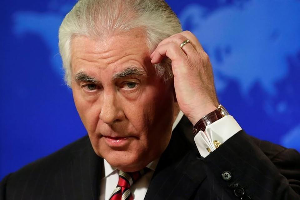 Госсекретарь США подчеркнул необходимость сотрудничества сРоссией поСирии