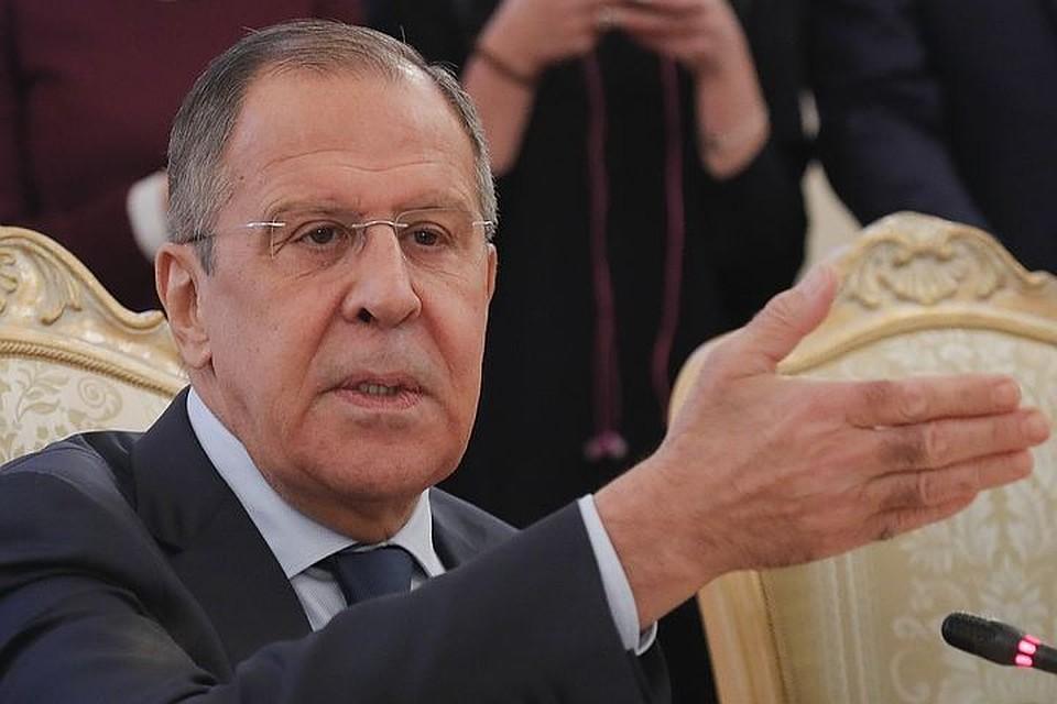 Лавров: США должны покинуть Сирию после заключительной ликвидации террористов