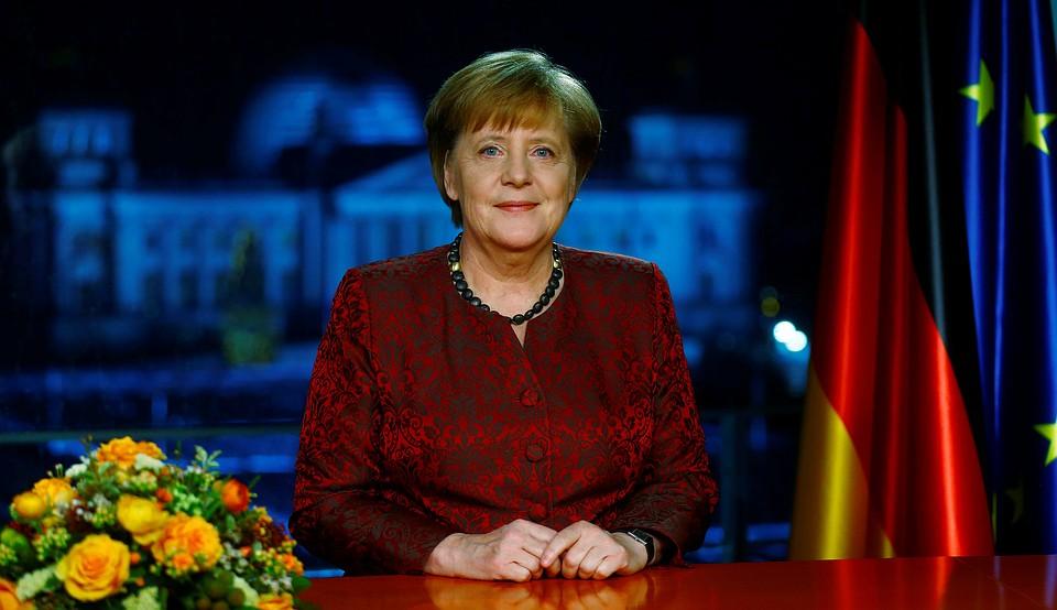 Ангела Меркель сообщила о значимости сохранения единства европейского союза