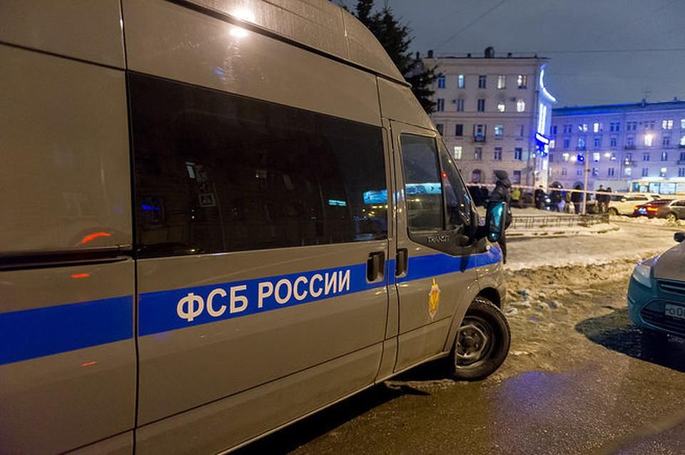 СМИ показали видео первого допроса подозреваемого вовзрыве вПетербурге