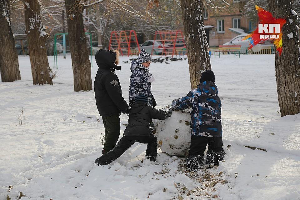 Жителей столицы ожидает теплая погода наРождество