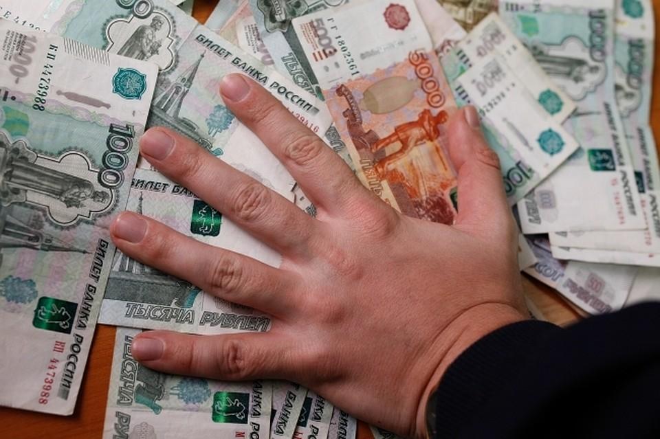 Комсомольская компания задолжала сотрудникам семь млн руб.