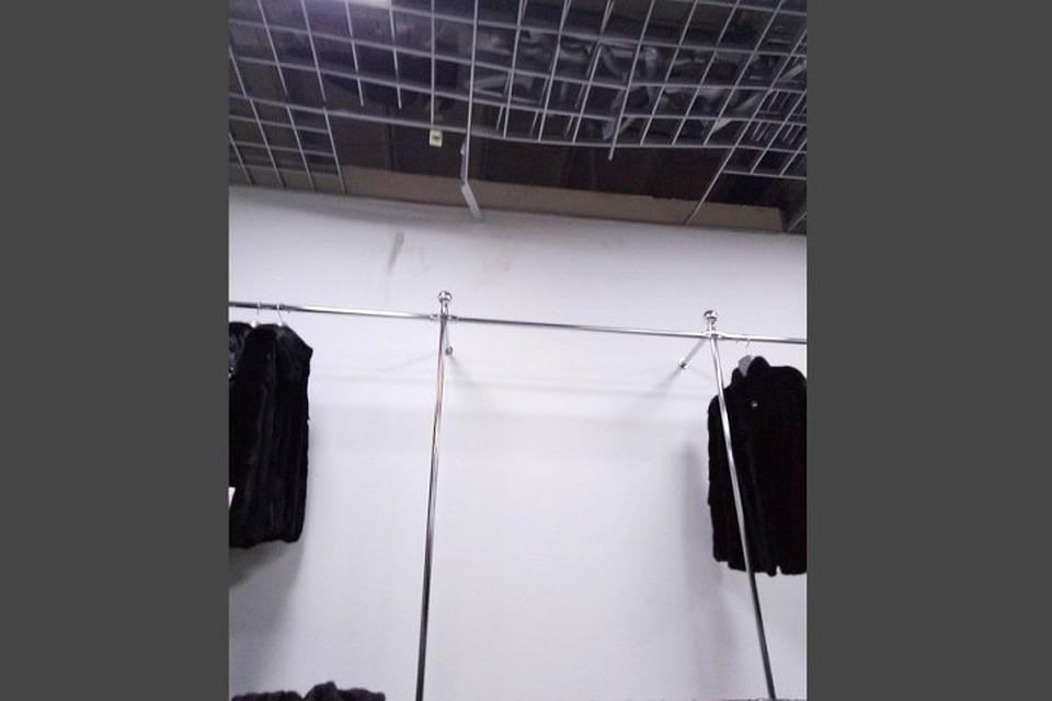 23 норковые шубы пытались вынести измагазина двое граждан Прокопьевска