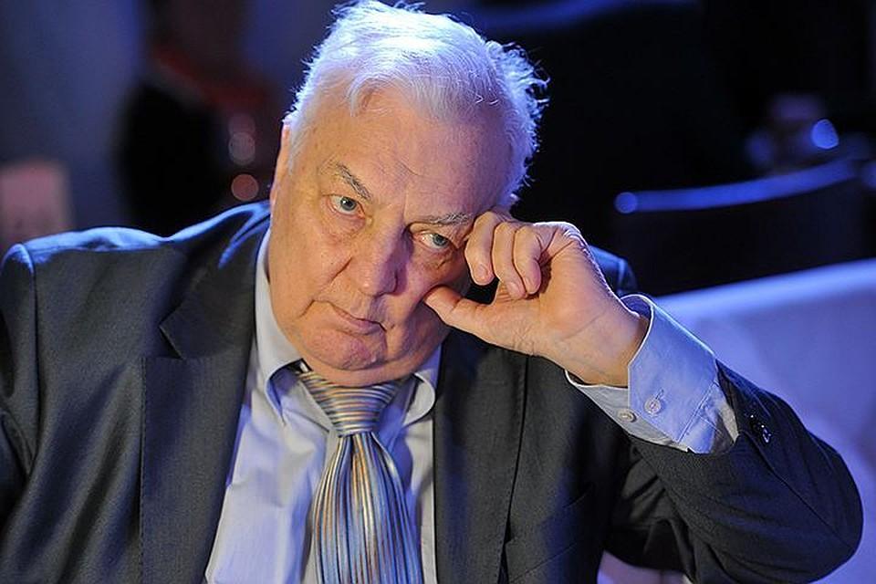 Скончался народный артист Российской Федерации Михаил Державин