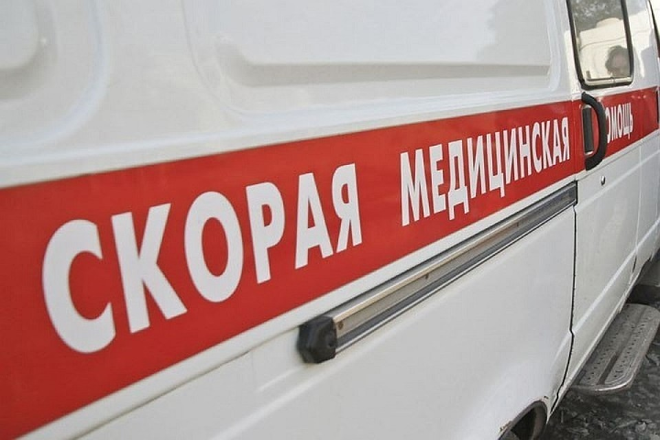 ВАльметьевске УАЗ протаранил машину скорой помощи