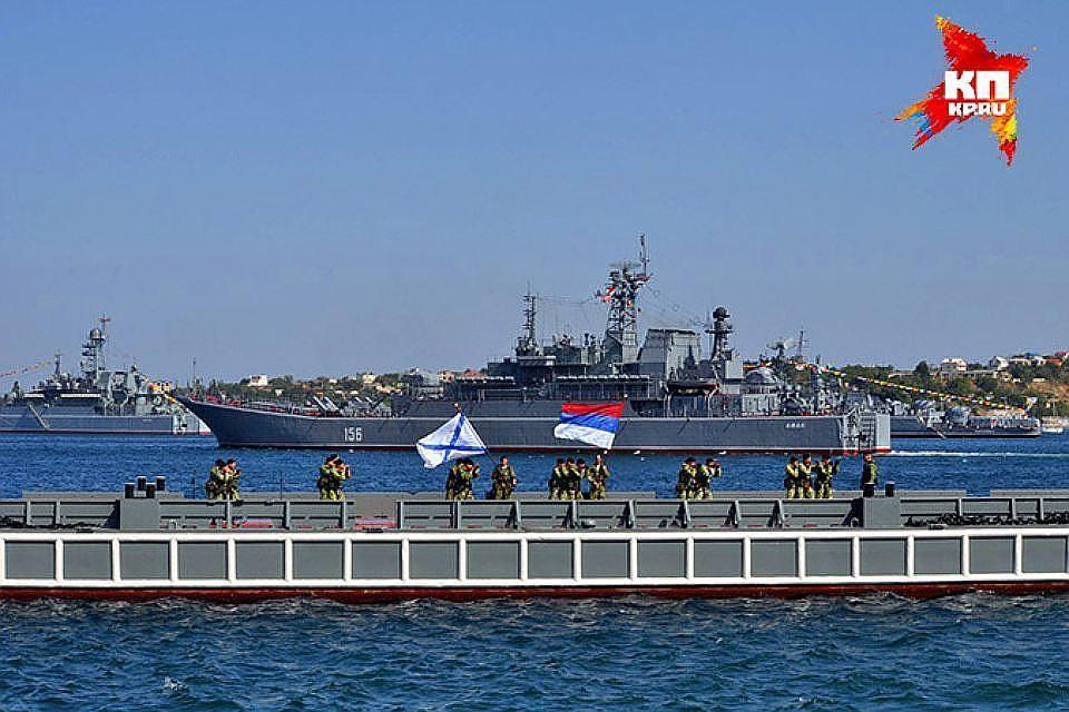Прежний  главком ВМС Украины поведал  о сильной  русской  армии вКрыму