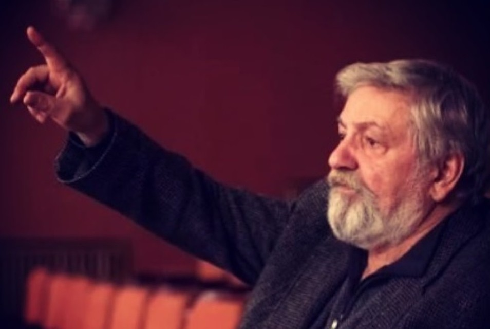 Скончался профессор Щукинского театрального института Владимир Поглазов