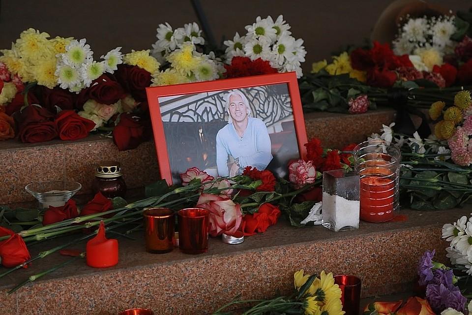 Александр Усс назвал одно из вероятных мест захоронения праха Хворостовского в Красноярске