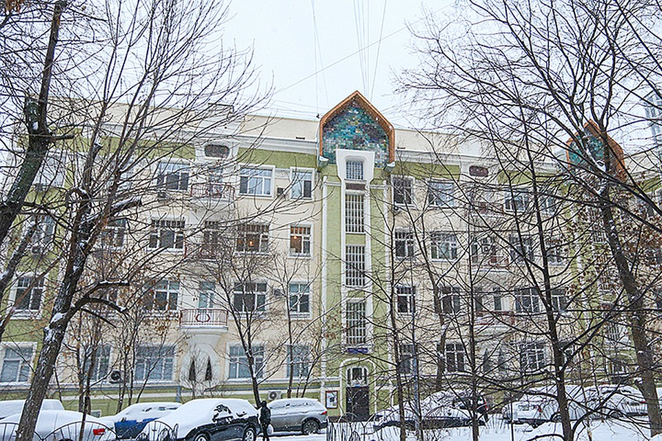 Дом Плевако в столицеРФ признан выявленным объектом культурного наследия