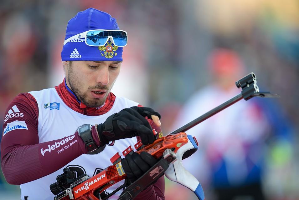 Шипулин завоевал бронзу гонки преследования вИталии