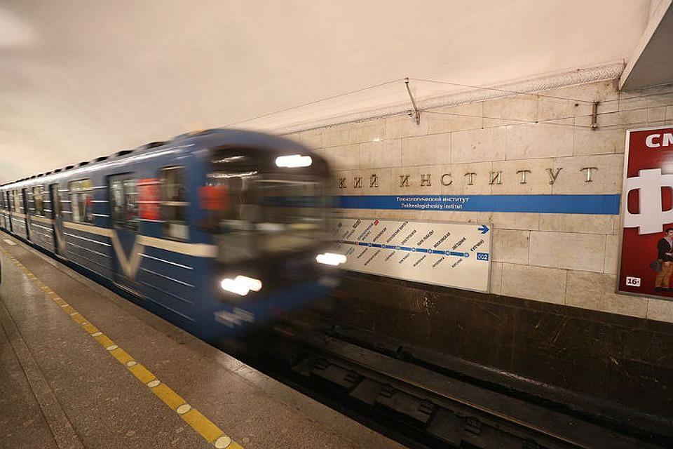Станция метро «Лиговский проспект» закрыта напроверку
