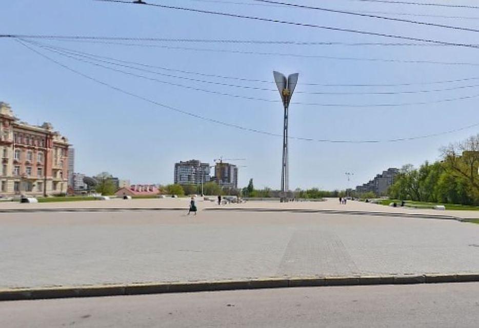 ВРостове наместе пожара около Театральной площади будет создан детский парк