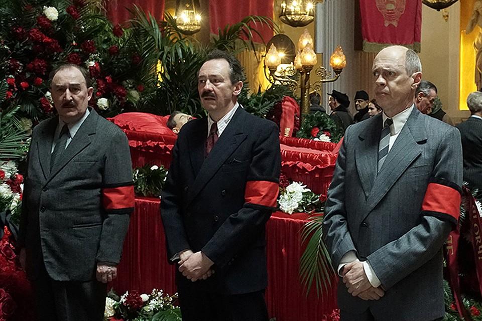 Генерального прокурора попросили проверить фильм «Смерть Сталина» наэкстремизм