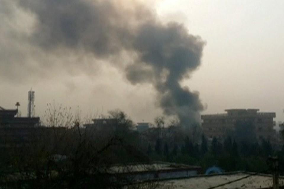 ВАфганистане боевики напали на кабинет  защитников прав человека