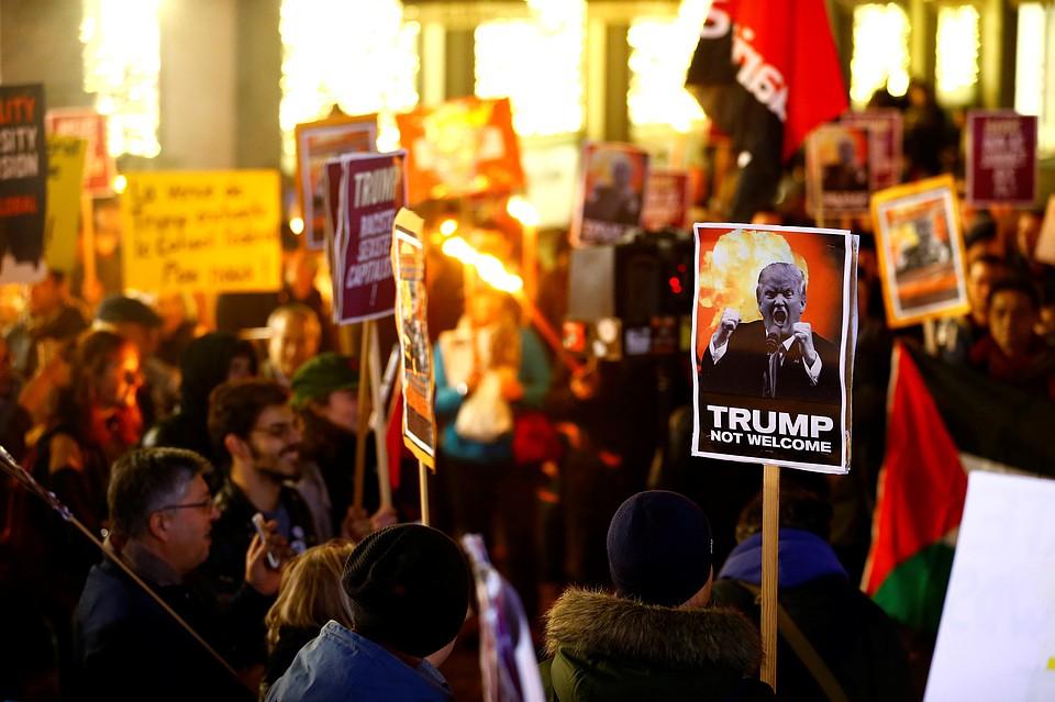 Жители Швейцарии возмущены иммиграционной политикой американского лидера