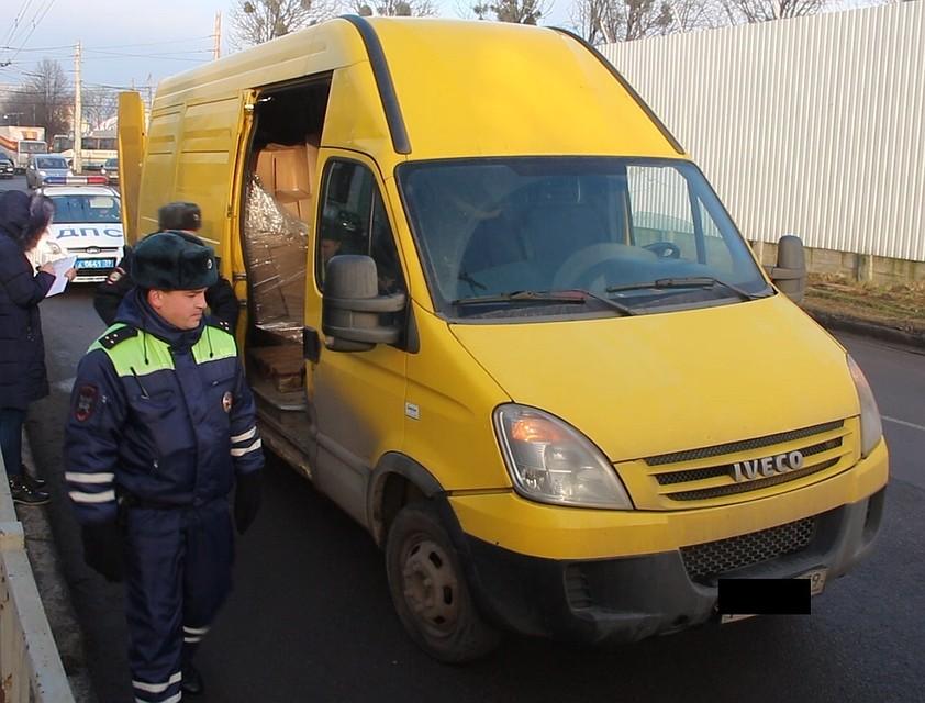 ВКалининграде изъяли крупную партию контрафактного алкоголя сфальшивыми акцизными марками