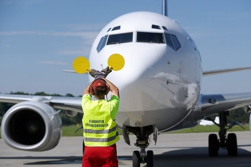 ВСтамбуле при посадке опасно сблизились русский  итурецкий самолеты