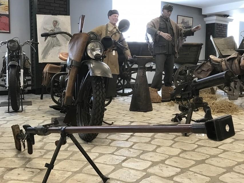Тамбовский музейно-выставочный центр стал лучшим вгосударстве