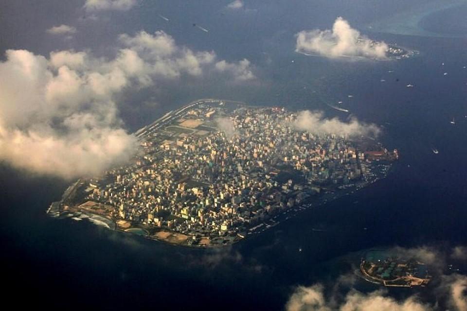 Посольство России рекомендует воздержаться отпоездок наМальдивы
