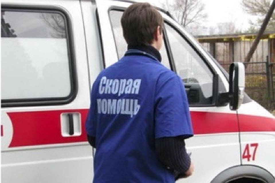 ВПетербурге нетрезвый напал на мед. сотрудника скорой помощи