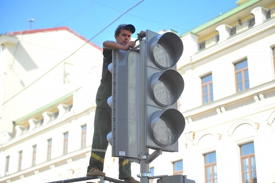Поулице Лукашевича транспорт поедет скорее