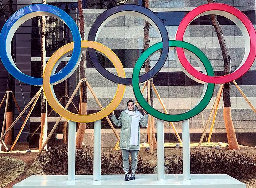 ВПхенчхане прошли первые состязания Олимпиады