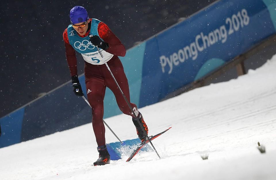Большунов— бронзовый призёр ОИ-2018 вклассическом спринте