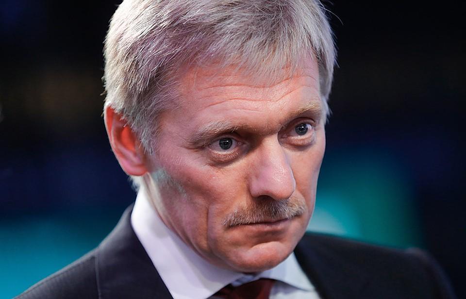 «Дождемся вскрытия пробы В»: Песков ответил наскандал сКрушельницким