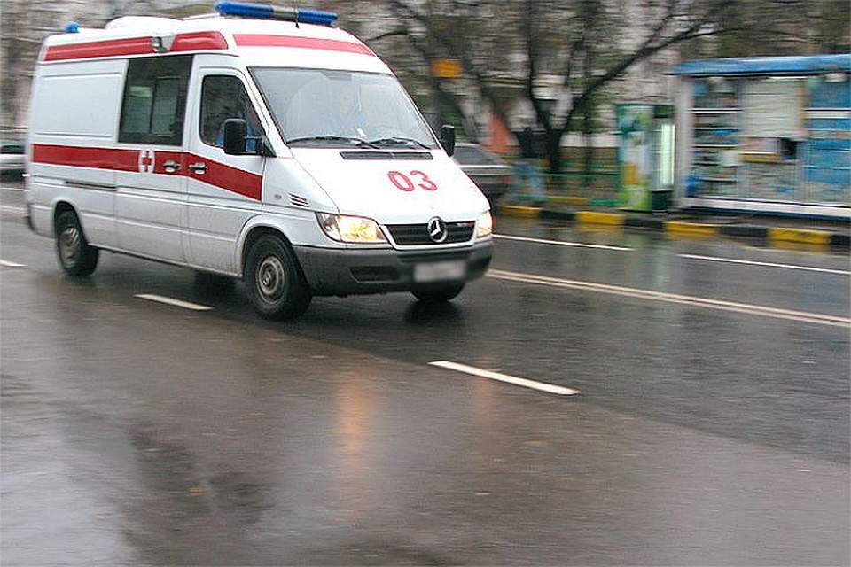 Мосгортранс: врезультате происшествия надороге наЛенинградском шоссе пассажиры автобуса непострадали