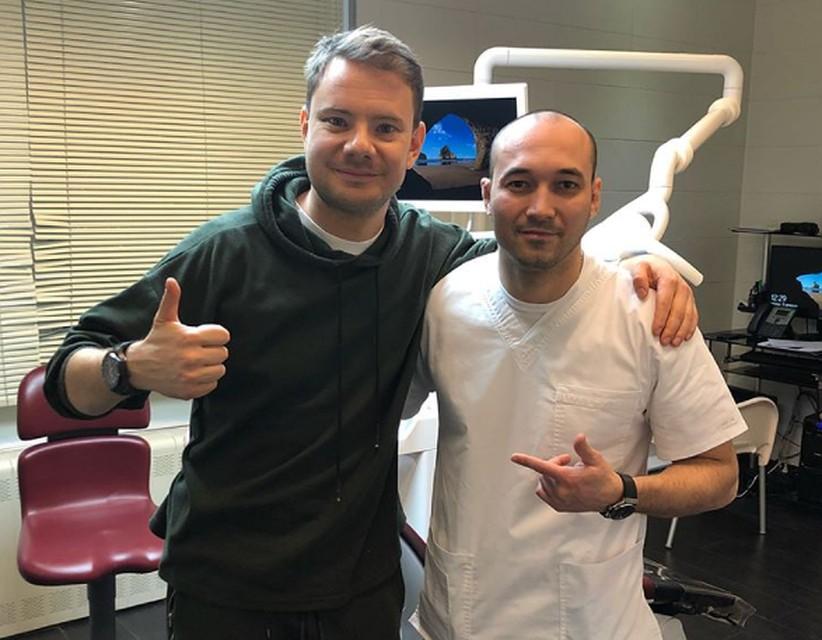 DJSmash выписался изстоличной клиники