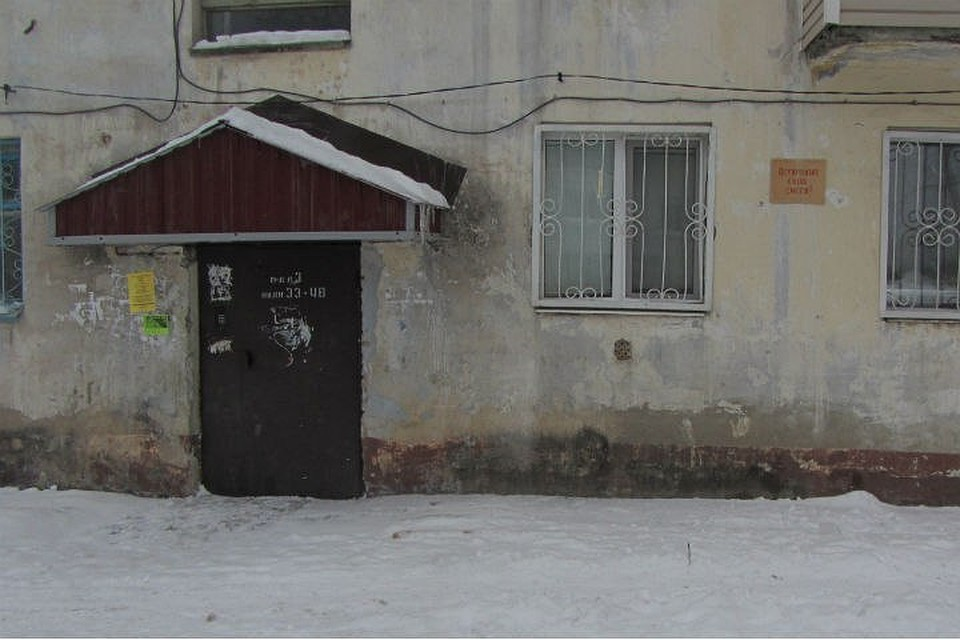 Глыба снега вПриангарье упала скрыши наребенка