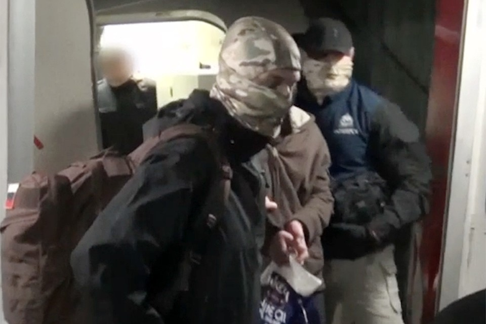 Террориста изТверской области задержали вАфганистане