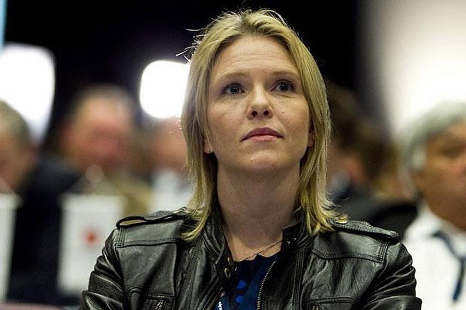 Министр юстиции Норвегии Сильви Листхауг объявила что уходит в отставку