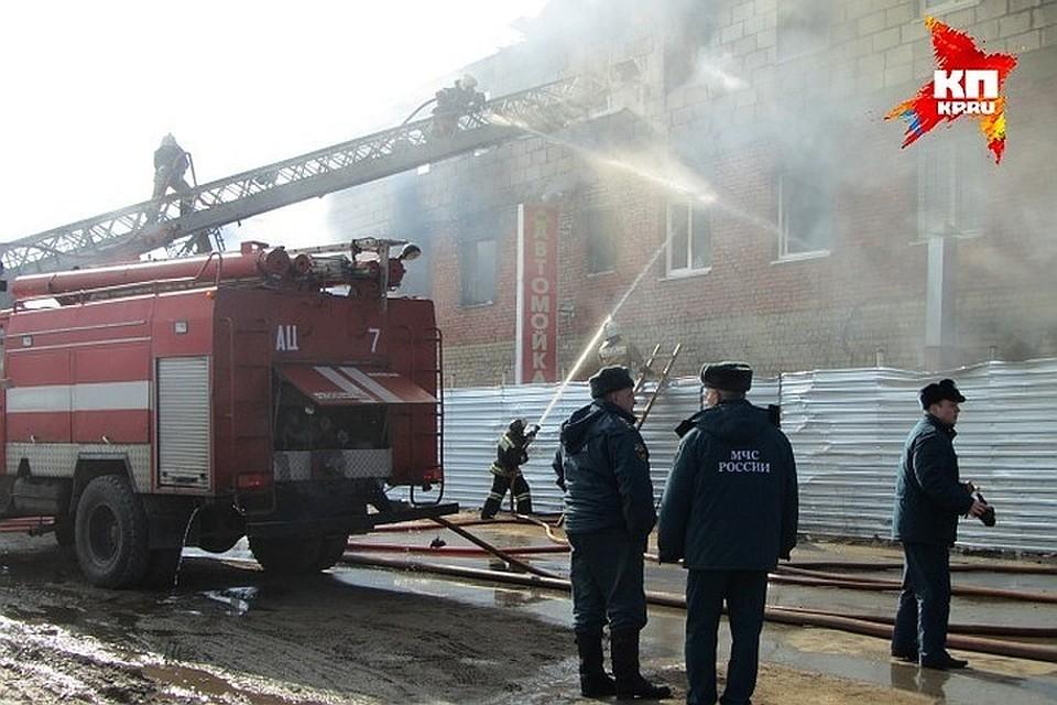 Гражданин Чувашии вынес изгорящей квартиры троих детей