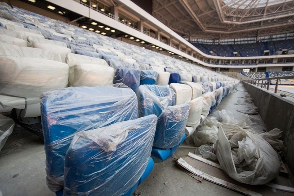 На 1-ый матч на«Стадионе Калининград» продадут еще 5 тыс. билетов