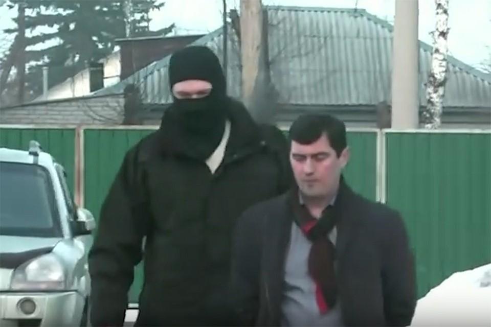 Арестован бывший начальник УФМС поАлтайскому краю