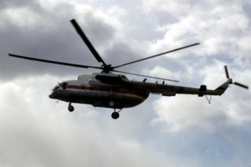 ВБурятии спасли туриста, пострадавшего вгорах Восточных Саян