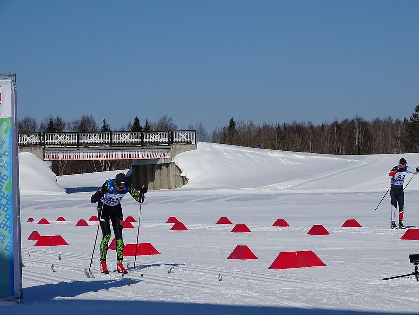 Тверская лыжница Наталья Непряева выиграла персональную гонку начемпионате Российской Федерации вСыктывкаре