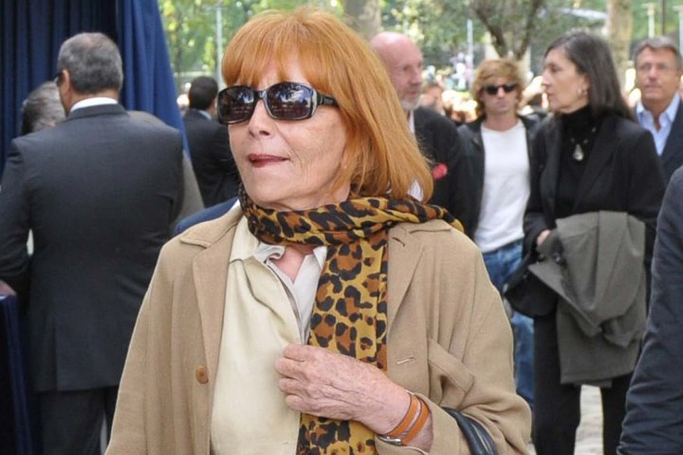Французская артистка Стефан Одран скончалась ввозрасте 85 лет