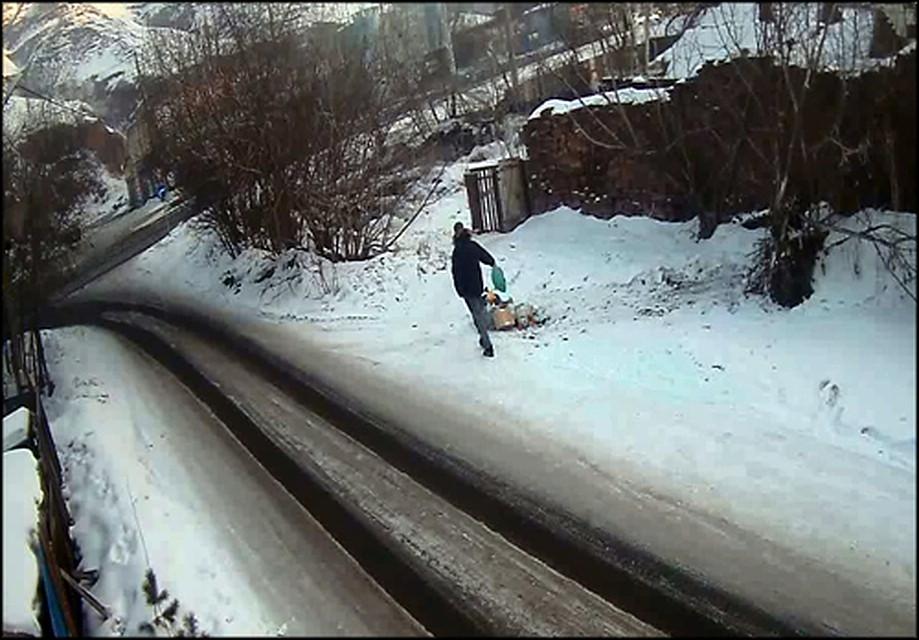 Очередная стихийная свалка была найдена омичами наулице 20-го Партсъезда