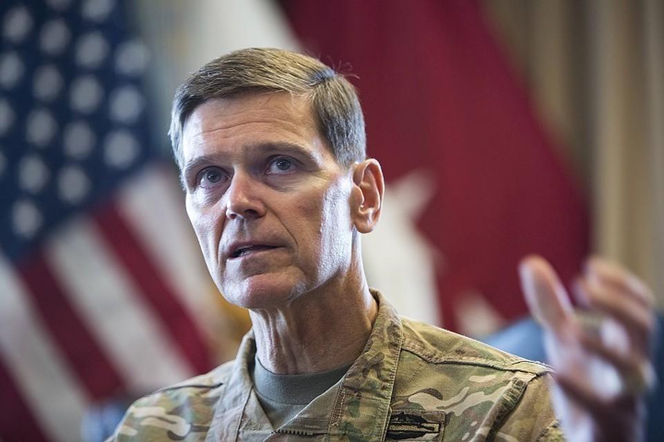 Руководитель ВССША объявил онеобходимости присутствия американских войск вСирии
