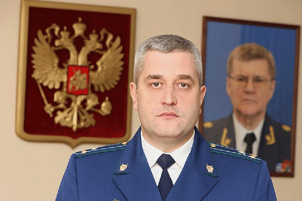 Советник юстиции изХакасии назначен заместителем обвинителя Дагестана