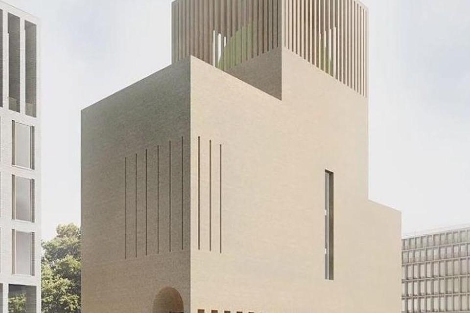 ВБерлине синагогу, мечеть ицерковь построят водном помещении