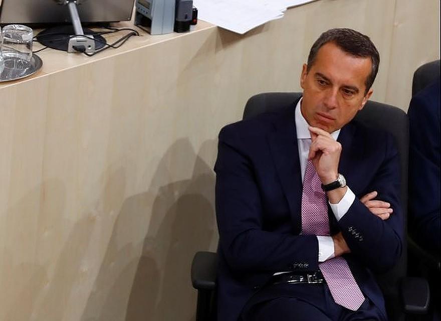 Экс-канцлер Австрии обвалился наКурца заотказ подвергать наказанию Российскую Федерацию