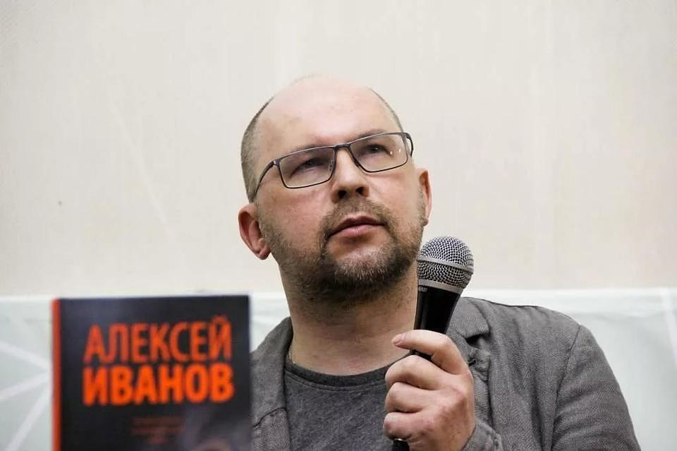 Творческая встреча списателем Алексеем Ивановым пройдет вИжевске
