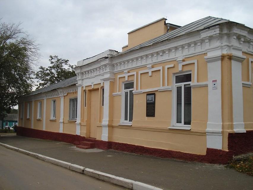 ВОрловской области вода пошла наспад