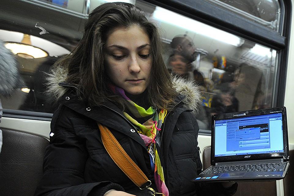 Оператор Wi-Fi вметро поменяет схему авторизации после сообщений обутечке